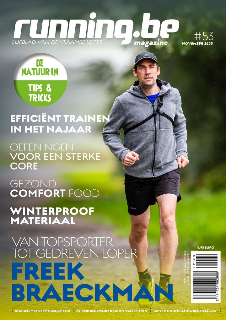 Running.be - November 2020